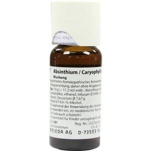 ABSINTHIUM/CARYOPHYLLI comp.Dilution