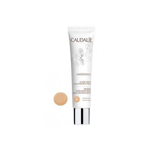 CAUDALIE Vinoperfect getöntes Fluid light LSF 20
